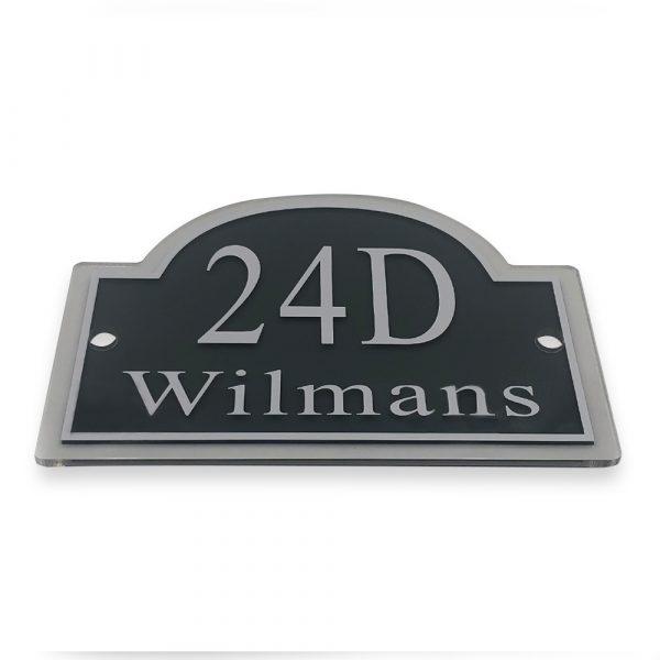 Naambordje Wilmans