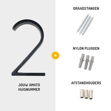 Amato installatie pakket