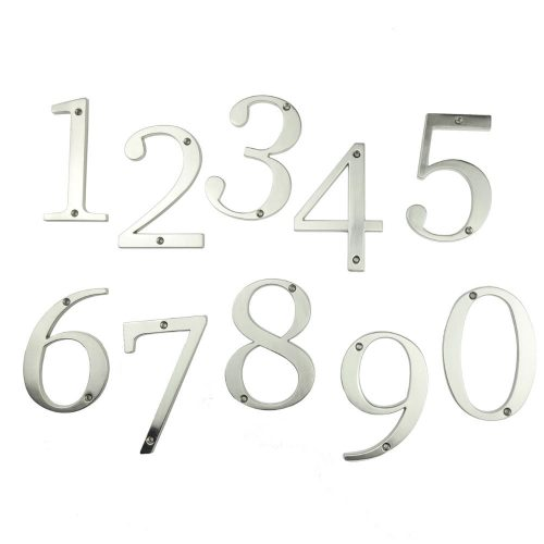 Nickel-huisnummers
