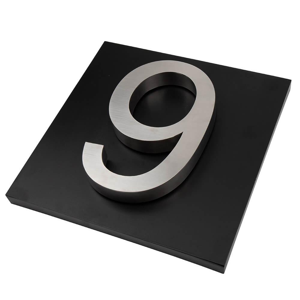 Rvs-nummer-9