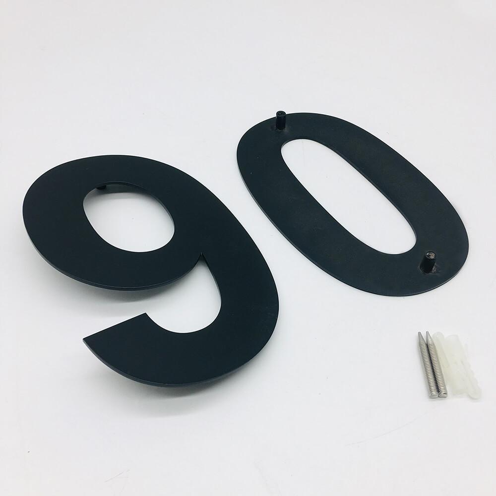 Huisnummer-modern-zwart-adamo-90