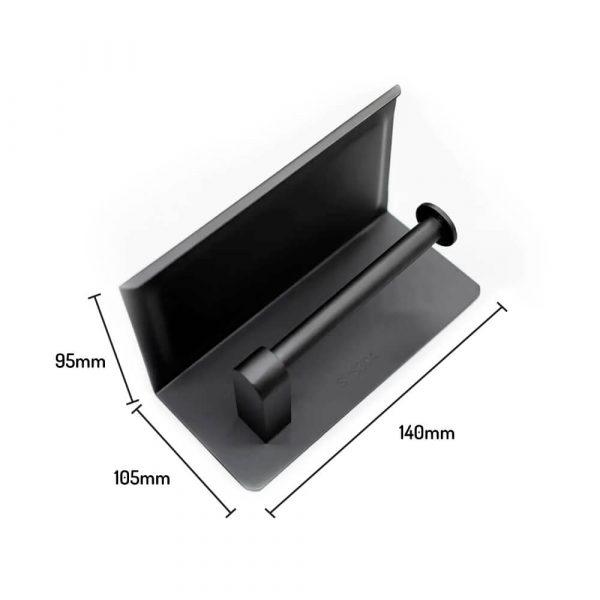 tazio-black-large-wcrol-houder-afmetingen